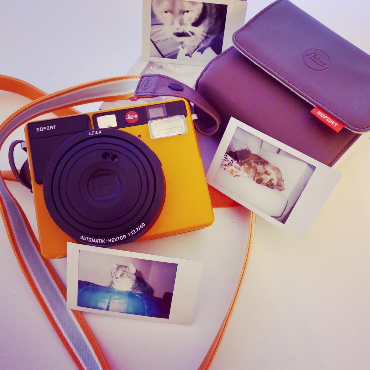 Leica Sofort InstantCamera