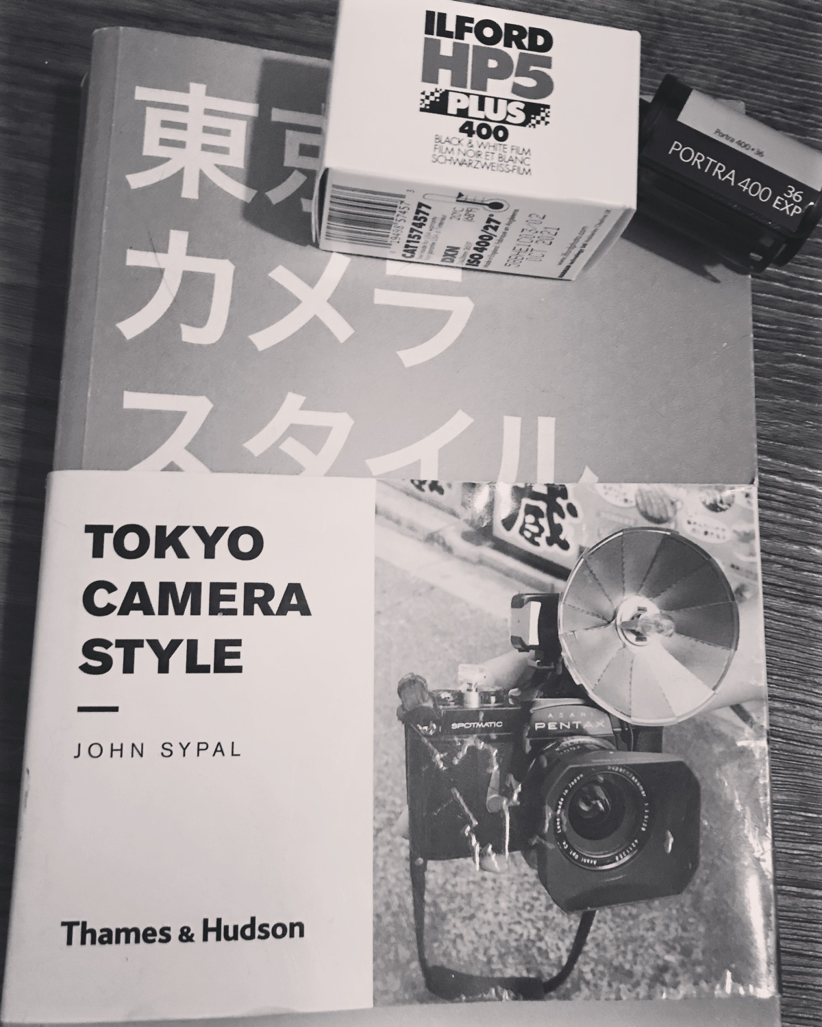 Tokyo Camera Style Book