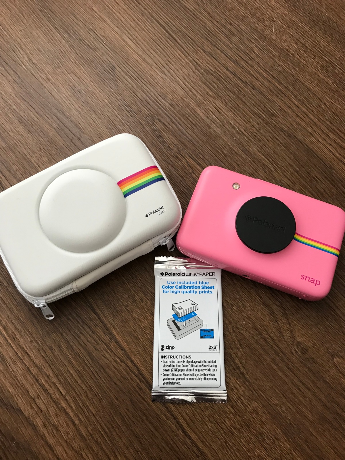 Polaroid Snap InstantCamera