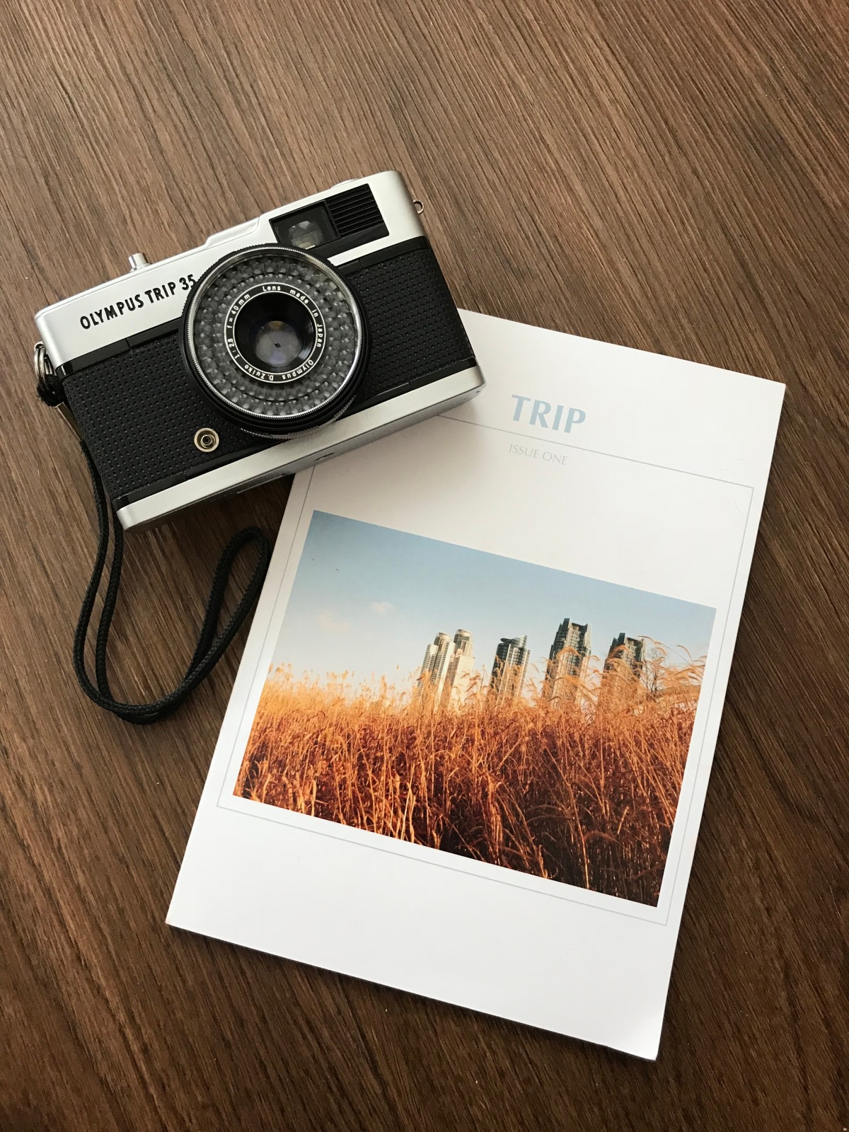 Trip Magazine Issue One