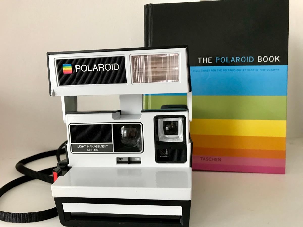 Streaky Polaroid 600Film