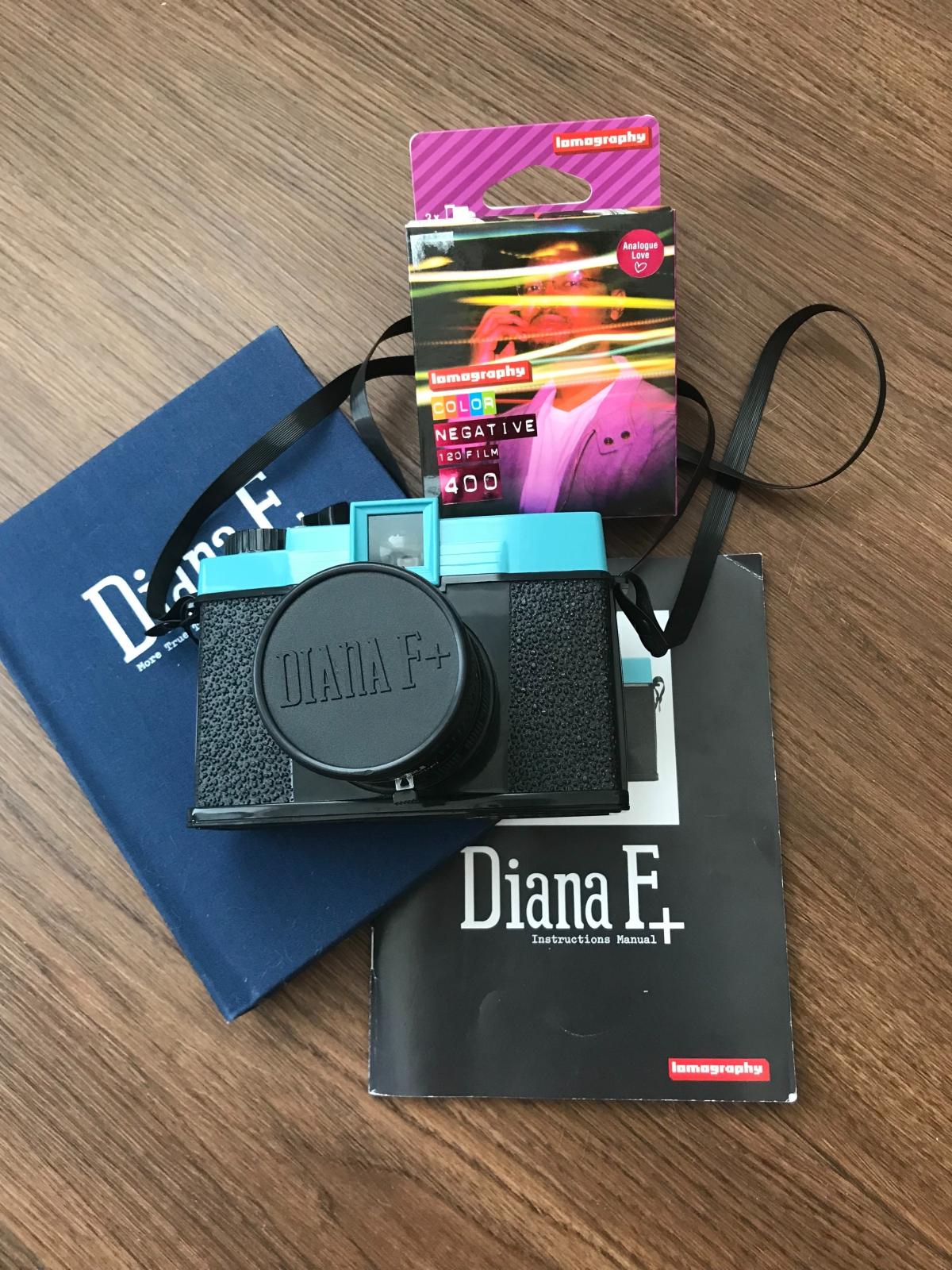 Diana F+ Camera