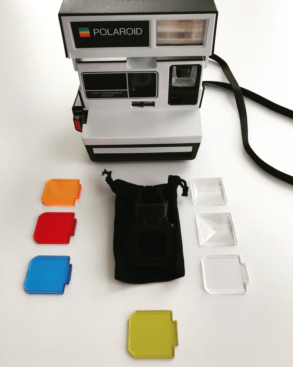 Polaroid Filter Kit