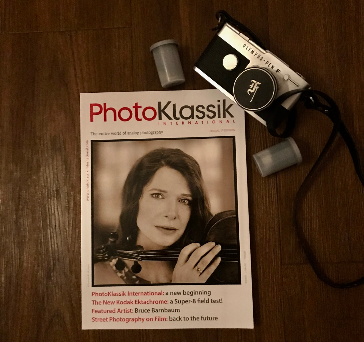 PhotoKlassik International Magazine Review