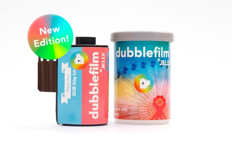 Shooting the new Dubble Film Jelly 35mm film with my Pentax K1000Camera