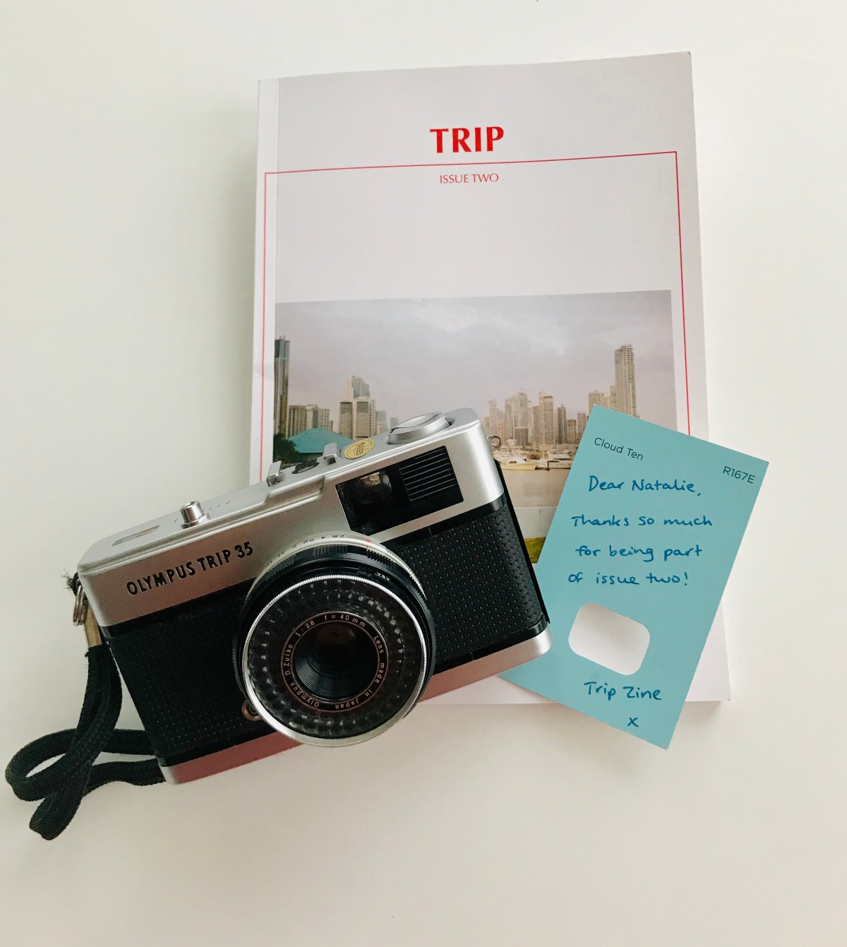 Trip Zine Issue 2