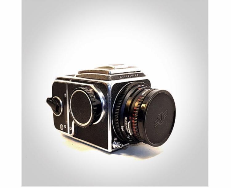 Hasselblad 500 C/MCamera