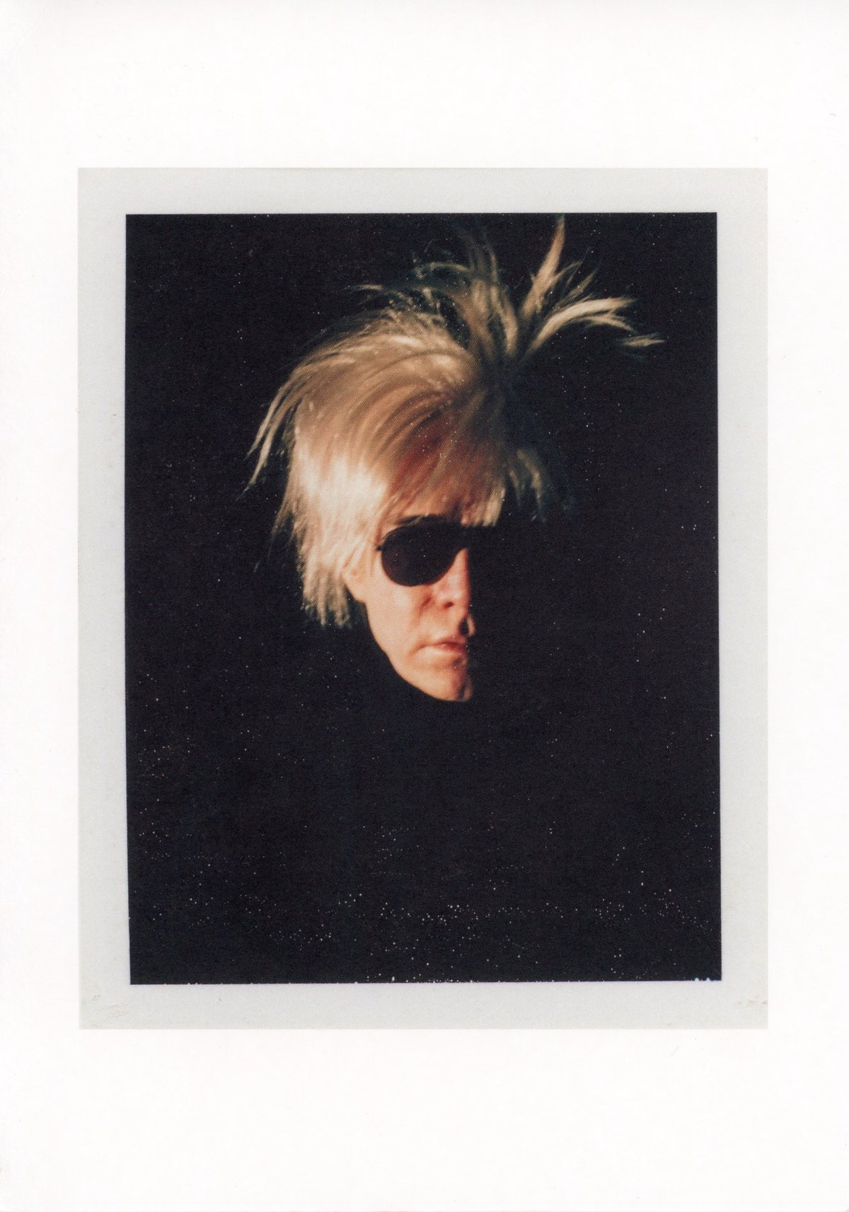 Andy Warhol Polaroid Pictures Exhibition